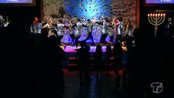 Dança, música e louvor marcam mais uma edição da Festa dos Tabernáculos em Santarém