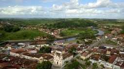 Festa do 'Lambe Sujos X Caboclinhos' ocorre em Laranjeiras