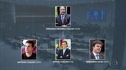 Herdeiros e parentes de outros políticos são eleitos deputados em Pernambuco