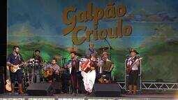 Gravação do Galpão Crioulo reuniu grande público no Parque da Redenção neste domingo (14)