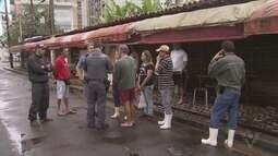 Prazo vence, mas comerciantes negociam permanência na Rua do Peixe