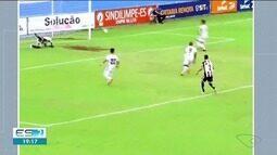 Atlético de Itapemirim perde primeiro jogo fora de casa