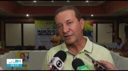 Confira como foi a agenda do candidato Márcio Miranda (DEM) nesta segunda, 15