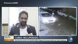 Cantor da banda Adão Negro fala sobre roubo de carro no Caminho das Árvores, em Salvador