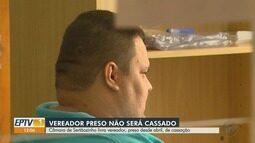 Câmara de Sertãozinho, SP, aprova licença de vereador envolvido com tráfico de drogas