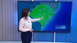 Tempo: quarta-feira (17) deve ter predomínio de temperaturas altas no RS
