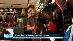 Micro e pequenas empresas são responsáveis por 65% dos empregos gerados em 2018 no Ceará