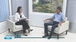 Candidato ao governo de RO, Expedito Junior (PSDB) é entrevistado no JRO 2