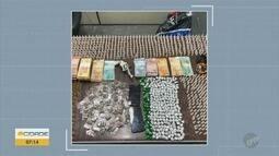 Dois homens foram presos em Campinas por suspeita de tráfico de drogas