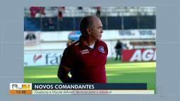 Goytacaz e Macaé definem técnicos para o estadual