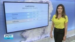 Confira a previsão do tempo para esta quinta-feira (18) no Sul de Minas