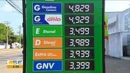 Valores de combustíveis em Sergipe sofrem reajustes constantes