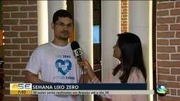 'Semana Lixo Zero' acontece em Aracaju
