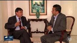 Assista à primeira parte da entrevista com o governador Wellington Dias