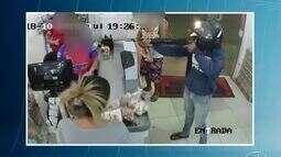 Supermercado é assaltado por homem armado em São Francisco