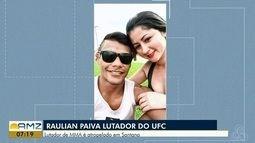 Lutador de MMA e namorada foram atropelados por um carro, no AP