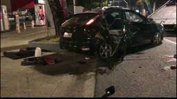 Uma pessoa morre num acidente de trânsito em João Pessoa