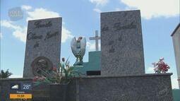 Moradores reclamam de roubos no Cemitério Municipal de Pouso Alegre (MG)