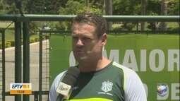 Ito Roque fala sobre preparação da Caldense para a disputa do Mineiro 2019