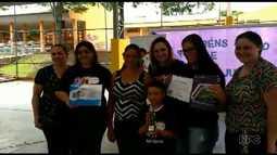 Televisando premia alunos de Cianorte