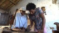 Conheça seu Guilugue, um luthier de 90 anos que há 80 produz violas caipiras