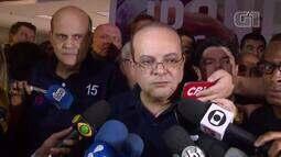 Ibaneis Rocha (MDB) dá primeira entrevista após ser eleito governador do DF