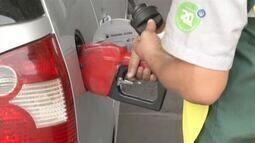 Preço da gasolina recua em Ipatinga