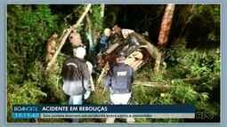 Boa Noite Paraná conversou com parentes de vítimas de tragédia na BR-153