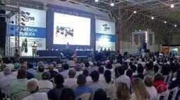 Audiência em Macaé, RJ, discute impactos ambientais do projeto do novo terminal portuário