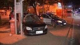 Uma pessoa morreu e 12 ficaram feridas em acidentes na capital e nas rodovias do Estado