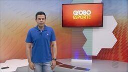 Assista o Globo Esporte MT na íntegra - 13/11/18