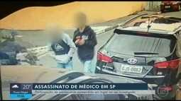 Adolescente investigado em morte de médico em SP é detido em Ingaí (MG)