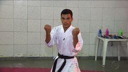 Sergipano está prestes a disputar o mundial de artes marciais na Argentina