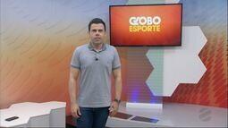 Assista o Globo Esporte MT na íntegra - 14/10/18