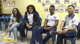 Estudantes se preparam para provas do Sistema Seriado de Avaliação da UPE