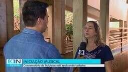Conservatório Estadual de Música de Ituiutaba recebe novos cadastros