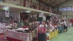 Bazar da Igreja Coração de Jesus tem opções para presentes de Natal