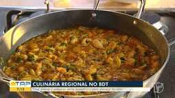 'Vai na Cesta': aprenda a fazer arroz tapajônico com o chefe Saulo Jennings