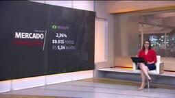 Mercado financeiro reage bem à indicação de Roberto Campos Neto ao BC e dólar cai