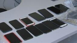 Homem é preso com 27 celulares furtados em festa universitária em Bauru