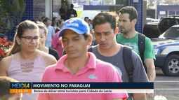 Dólar baixo movimenta Paraguai