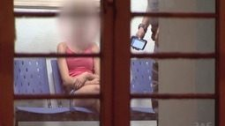 Casal de namorados que roubava moradores de São Vicente é preso