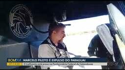 O traficante Marcelo Piloto é expulso do Paraguai