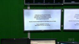 Televisores sem TV digital exibirão apenas mensagem a partir do dia 28