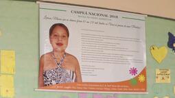 Menina de Glaucilândia é vencedora do prêmio nacional de redação sobre preservação