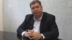 Presidente do São Bento comenta sobre renovação de patrocinadores