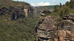 Plug passeia pelas belas cachoeiras e paisagens de Sengés (bloco 2)