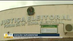 População de Sandolândia escolhe novo prefeito nesta domingo (9)