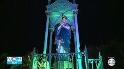 Católicos homenageiam Nossa Senhora da Conceição no Recife