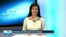 Helder Barbalho anuncia advogado para Secretaria do Meio Ambiente do Pará